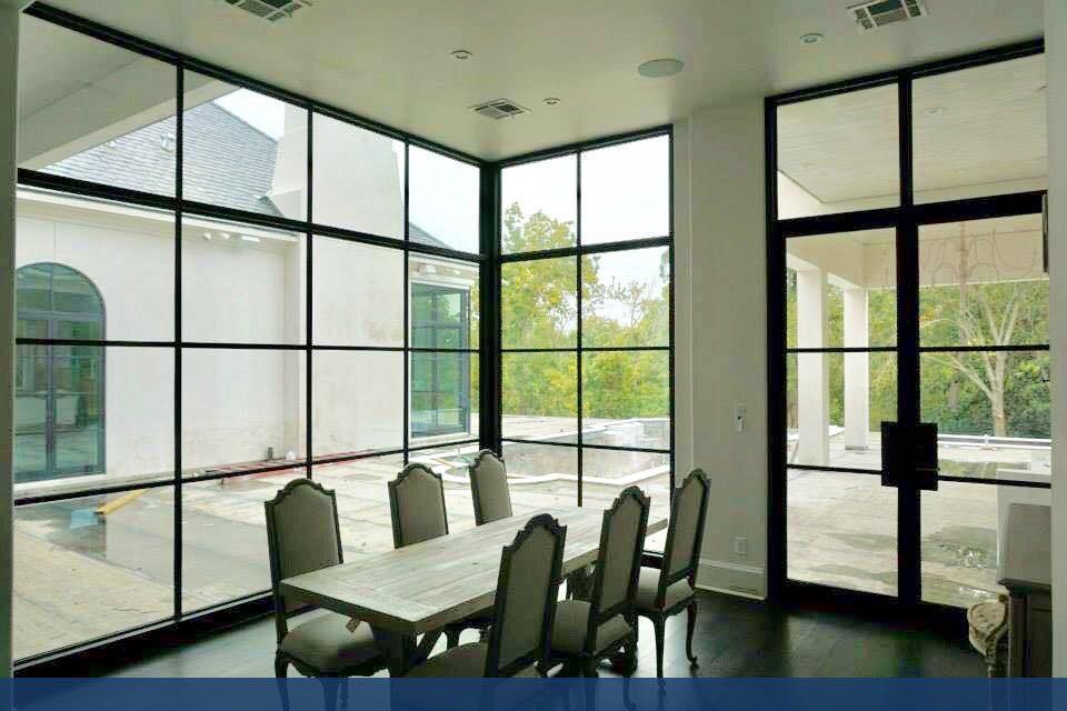 STEEL ENTRY : Premium Windows and Doors