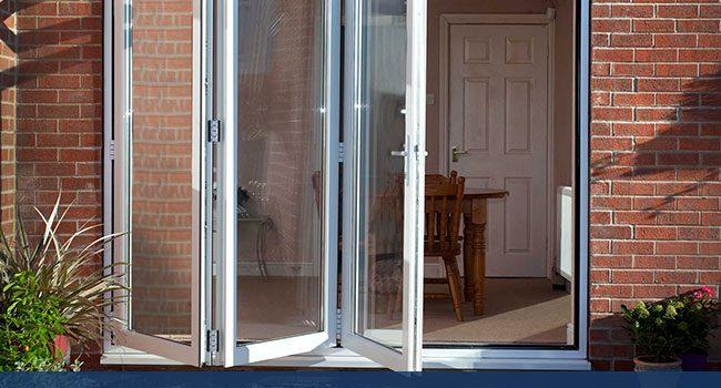 Bi-Fold Steel Windows and Doors
