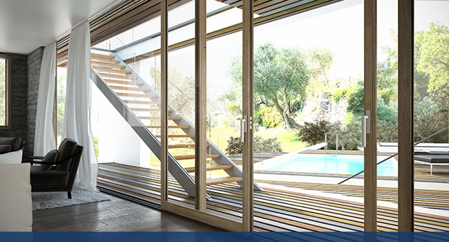 Lift and Slide Steel Windows and Doors